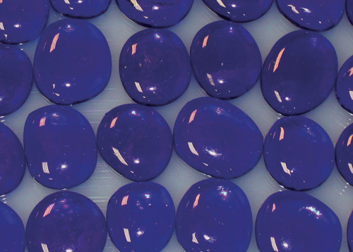"White Mountain Hearth DG1TZC 1"" Decorative Topaz Clear Glass Drops"