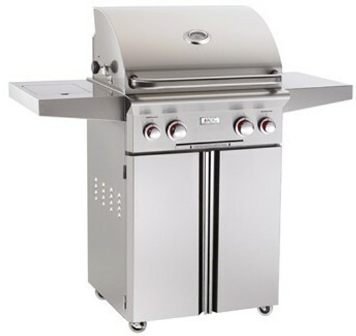 """American Outdoor Grill 24PCT-00SP 24"""" Portable/Freestanding Liquid Propane Grill"""