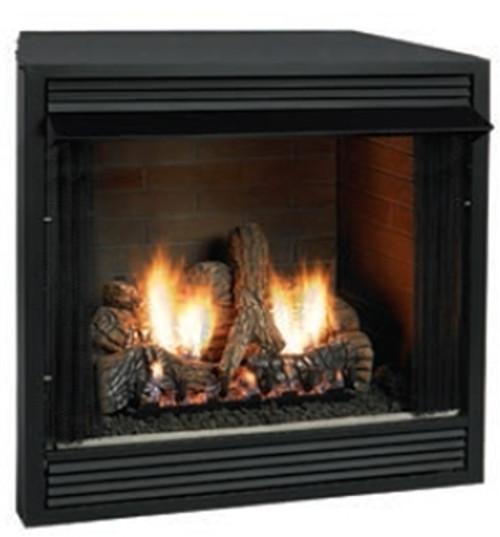 White Mountain Hearth VFP32FB0L Premium 32 Breckenridge, Vent-Free Firebox