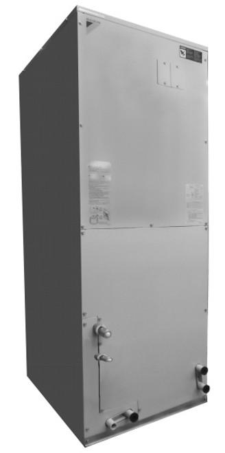 Daikin FTQ30PBVJU 30000 BTU SkyAir Commercial Vertical Air Handler