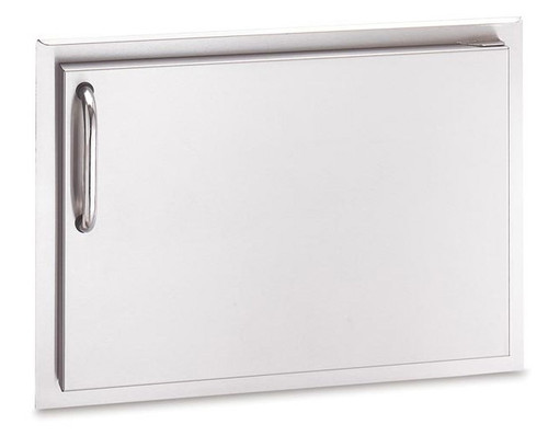 """American Outdoor Grill 14-20-SSDR 14"""" x 20"""" Single Storage Door with Right Hinge"""