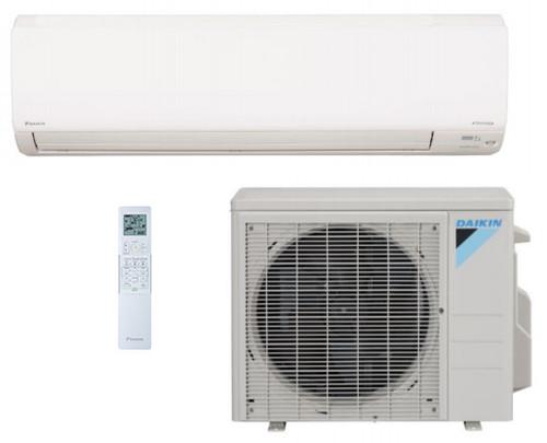 Daikin FTX30NVJU / RX30NMVJU 30000 BTU Class Sky Air Single Zone System with Heat Pump