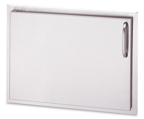 """American Outdoor Grill 17-24-SSDL 17"""" x 24"""" Single Storage Door with Left Hinge"""