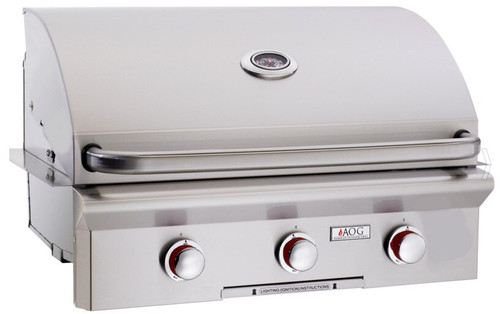 "American Outdoor Grill 30NBT-00SP 30"" Built-In Natural Gas Grill"