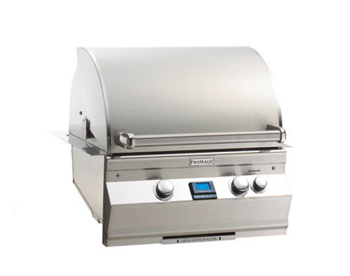 "Fire Magic A430i-5E1P Aurora 24"" Built-In Gas Grill - Liquid Propane"