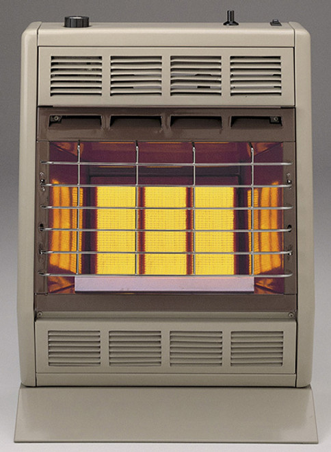 Empire Comfort Systems SR-18 Vent Free Gas Heater with Manual Control