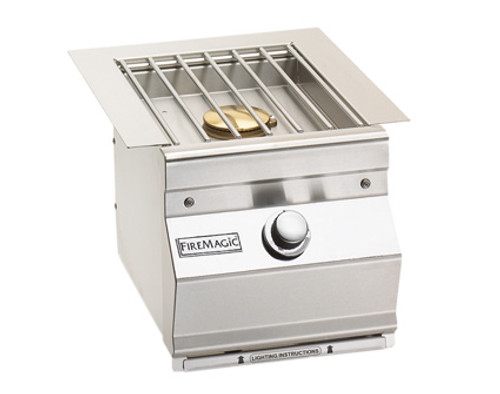 Fire Magic 32791N Built-In Single Side Burner - Natural Gas
