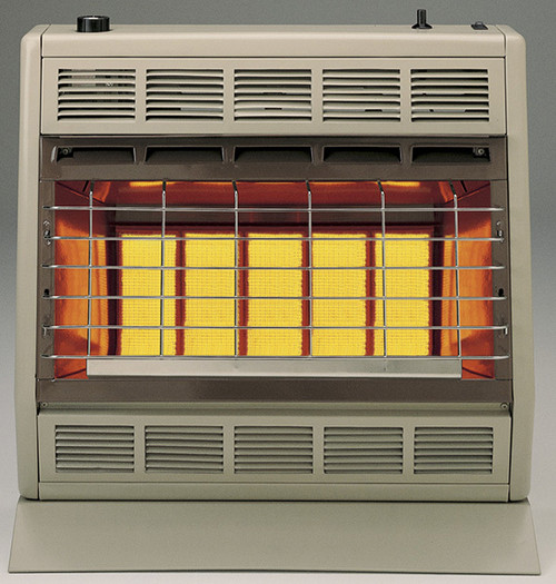 Empire Comfort Systems SR-30 Vent Free Gas Heater with Manual Control