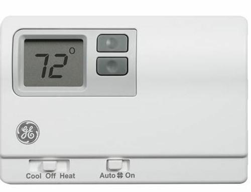 General Electric RAK148D2 Non-Programmable Digital Thermostat for Heat Pumps