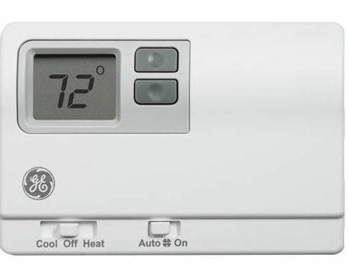 General Electric RAK148P2 Programmable Digital Thermostat for Heat Pumps