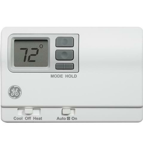 General Electric RAK164P2 Programmable Digital Thermostat for Resistance Heat PTACs