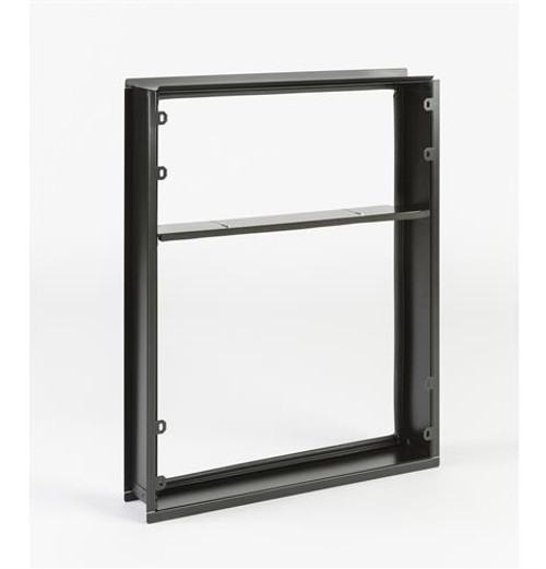 """General Electric RAVWPT8 5 1/2"""" - 8"""" Telescoping Wall Plenum for Zoneline VTAC Installation"""