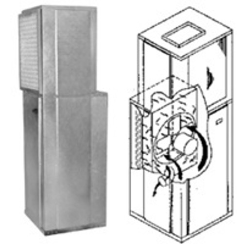 Amana Vth09 9000 Btu Vtac With Heat Pump