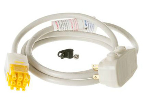 General Electric RAK3153A 15 Amp Power Cord for Zoneline PTAC Air Conditioners