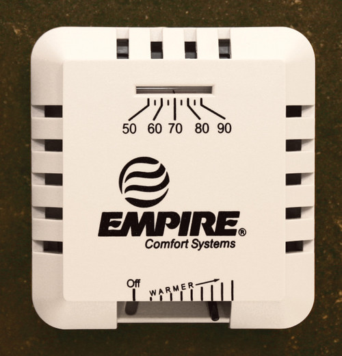 Empire Comfort Systems TMV Wall Thermostat Millivolt Reed-Switch