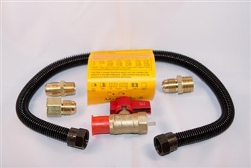 EverWarm GLS202-24 Gas Installation Kit for Vent Free Burners