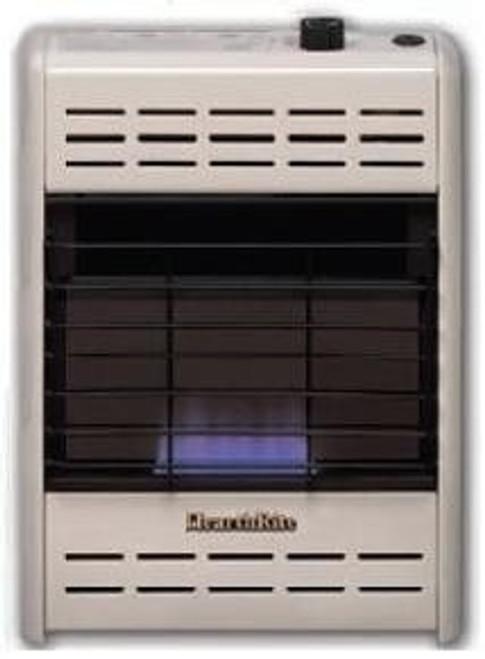 HearthRite HB06M 6000 BTU Blue Flame Vent Free Gas Heater