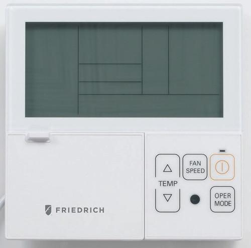 Friedrich DWC-1 Digital Programmable Wired Wall Thermostat