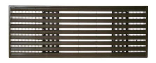 """General Electric RAG62 42"""" Architectural Exterior Rear Grille - Maple"""