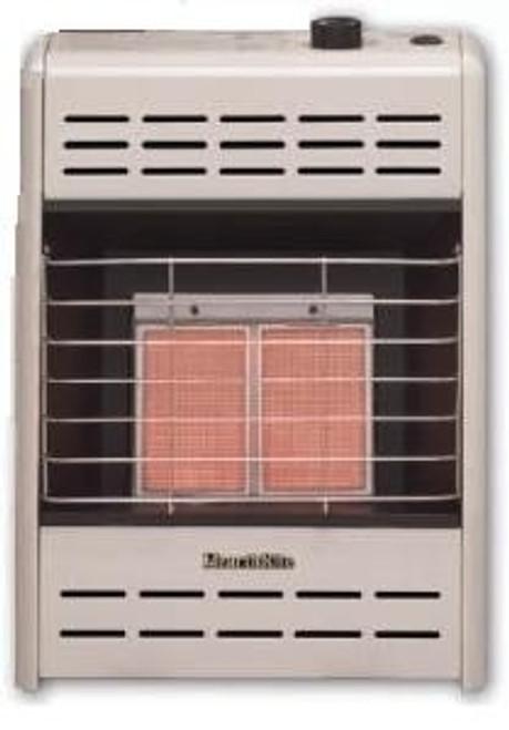 HearthRite HR10M 10K BTU Infrared Vent Free Gas Heater