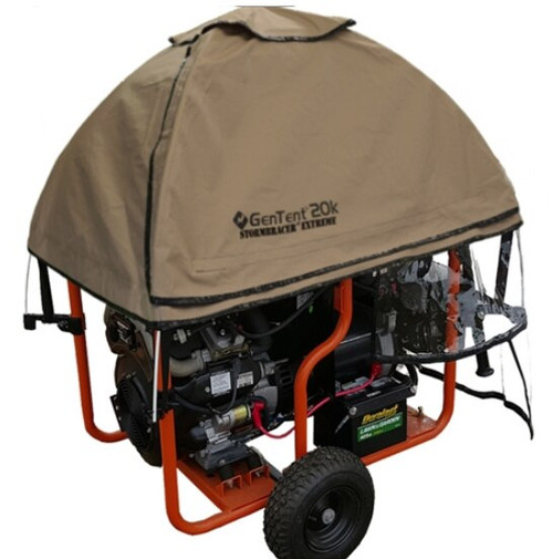 GenTent GT20KBGC 20K Stormbracer Extreme Running Cover for Generac GP12500 - GP17500 Portable Generators