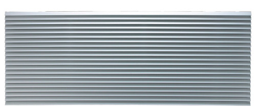 LG AYAGALC01A Architectural Outdoor Grille - Soft Dove