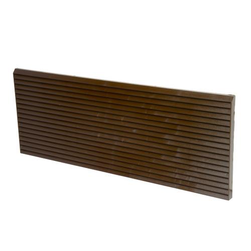 LG AYAGPLB01 PTAC Polymer Outdoor Grille - Dark Bronze