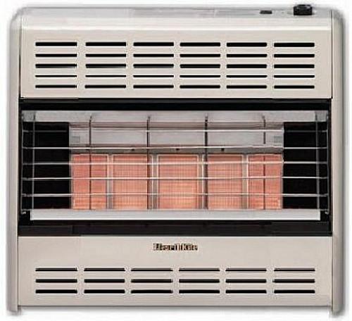 HearthRite HR25T 25K BTU IR Vent Free Gas Heater LP