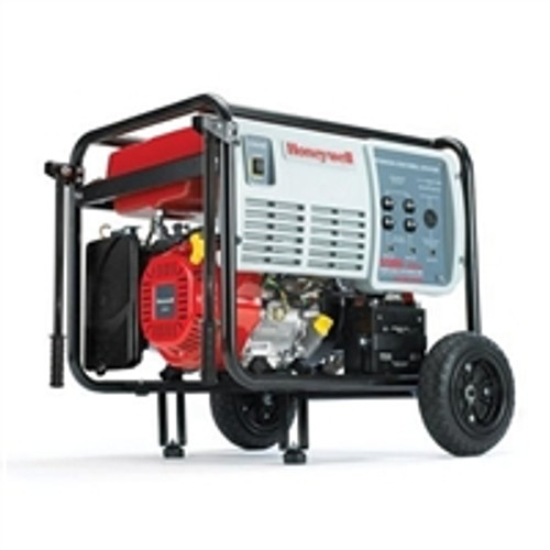 Honeywell 6037 5500 Watt Gas Powered Portable Generator
