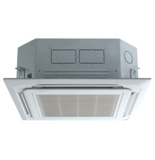 LG LCN187HV-PTUMC1 18000 BTU 4-Way Ceiling Cassette with Grille Indoor Unit - Heat and Cool