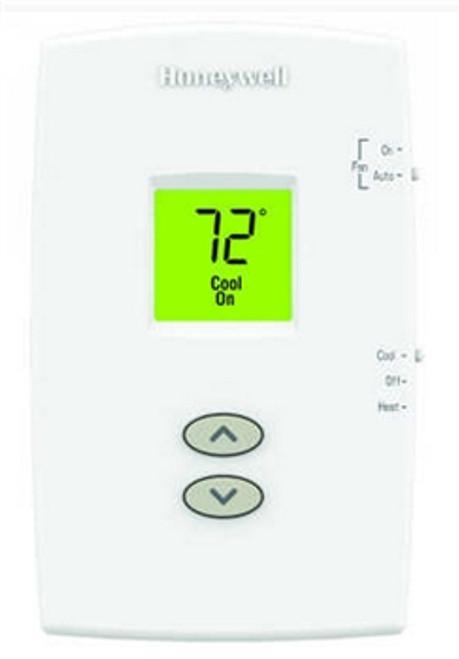 Honeywell TH1110DV1009 PRO 1000 Single Stage Thermostat