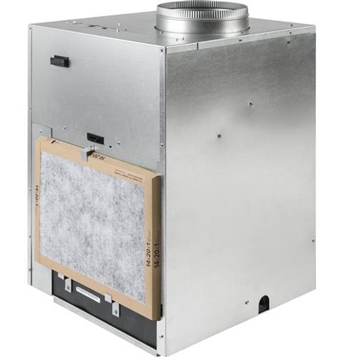 General Electric AZ90E18D5C 17000 BTU Small Chassis Zoneline VTAC 5.0 kW Electric Heat, 30 Amp, 208/230 Volt