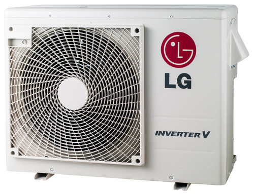 LG LMU36CHV 36,000 BTU Class 22 SEER Configurable Quad-Zone Multi F Mini-Split Air Conditioner Heat Pump - Energy Star