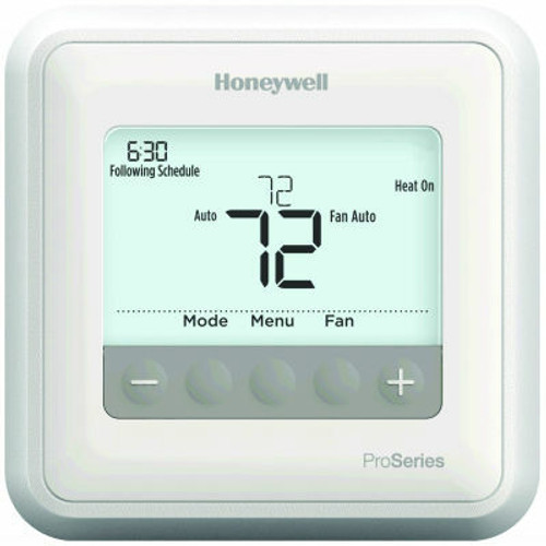 Honeywell Th4110u2005 Programmable Thermostat With Digital Manual Guide