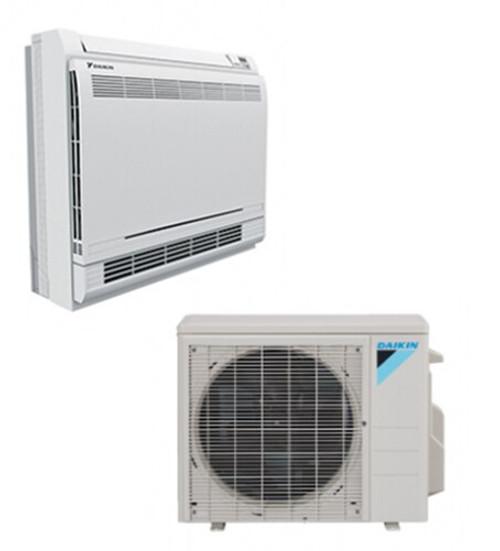 Daikin FVXS15NVJU / RXL15QMVJU 15000 BTU 20 Series Heat and Cool Single Zone Mini Split System