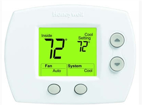 Honeywell TH5110D1022 Non-Programmable Thermostat with Digital Display