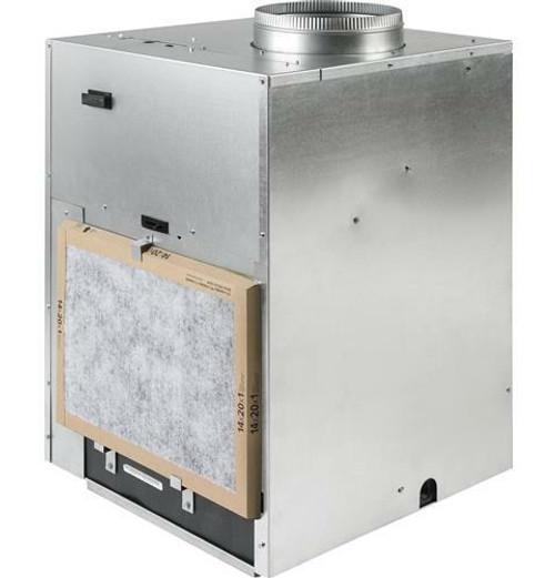 General Electric AZ91H09D5C 9400 BTU Zoneline VTAC with Heat Pump, 5.0 kW Electric Heat, 30 Amp, 208/230 Volt
