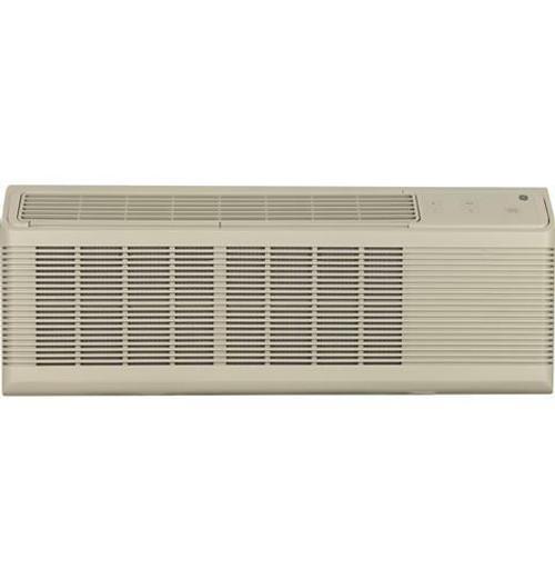 GE AZ45E09EAP 9000 BTU Class Dry Air 25 Zoneline PTAC Air Conditioner with Electric Heat - 265V