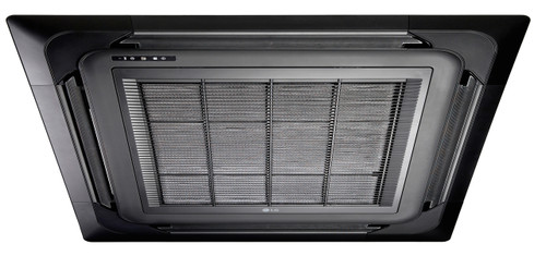 LG PT-UMC1B Indoor Front Grill For Ceiling Cassette Units in Black