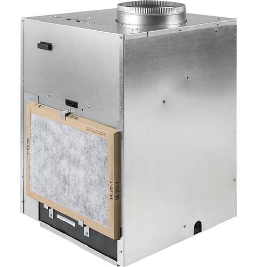 General Electric AZ91H09E3C 9400 BTU Zoneline VTAC with Heat Pump, 3.4 kW Electric Heat, 20 Amp, 265 Volt