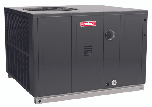 Goodman GPG1636080M41 3 Ton Cooling, 80000 BTU Heating Gas/Electric Package Unit