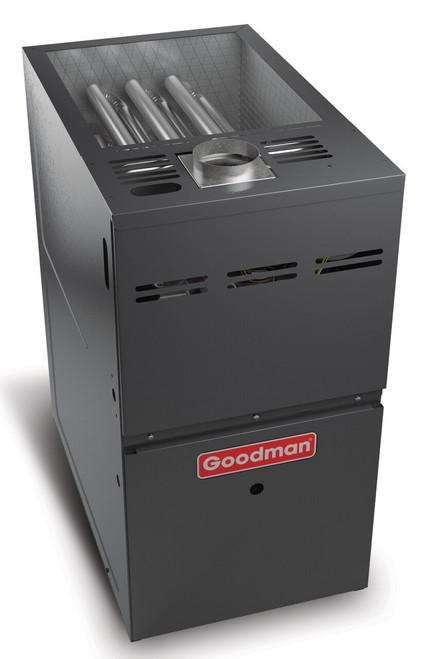 Goodman GMVC80604BN 60000 BTU, 80% AFUE Two-Stage Gas Furnace