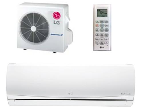 LG LA240HYV1 24000 BTU 22 SEER Art Cool Premier Single Zone Heat Pump Mini Split