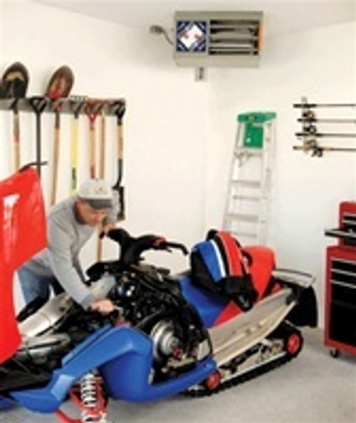 modine hd45 hot dawg garage heater 45 000 btu. Black Bedroom Furniture Sets. Home Design Ideas