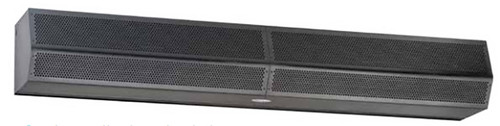 Mars Air Systems Standard Series (STD2) Unheated Air Curtain, 460 Volt, 3-Phase, Black