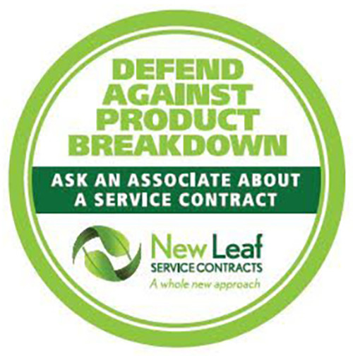 New Leaf 5 Year Complete Service Plan for Air Conditioners