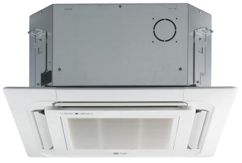LG LMCN185HV 18000 BTU Four Way Ceiling Cassette Indoor Unit