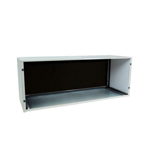 """General Electric RAB71B Galvanized Steel Wall Sleeve for 42"""" Zoneline PTAC Air Conditioners"""