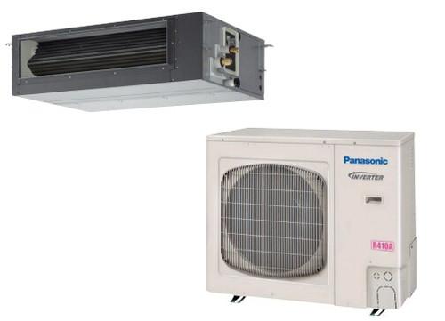 Panasonic 26PEF2U6 24000 BTU Concealed Ceiling Unit Mini Split Air Conditioner