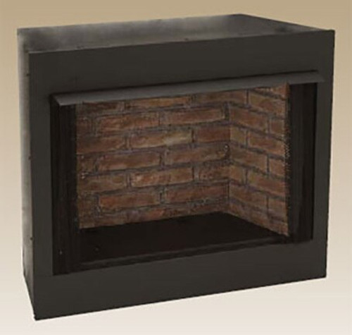 Monessen GRUF36CF Vent-Free Firebox with Cottage Clay Liner